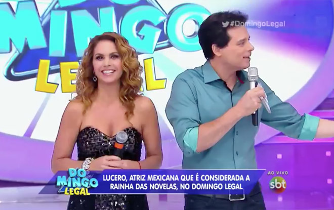 Lucero - Domingo Legal