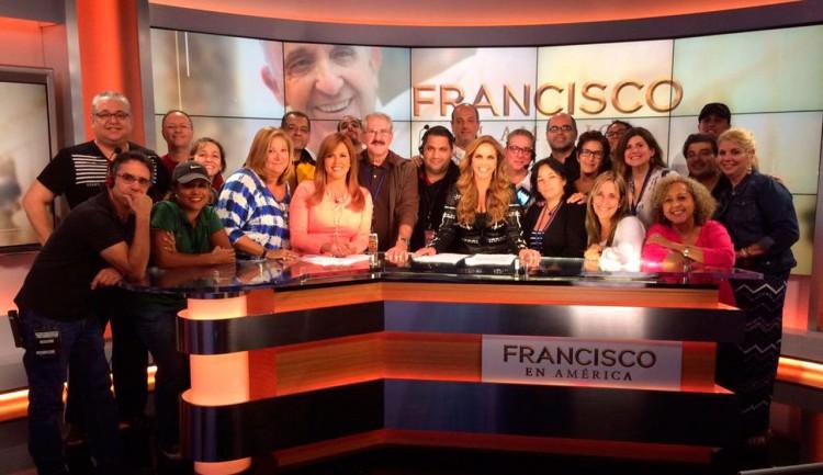 Lucero - Francisco en América