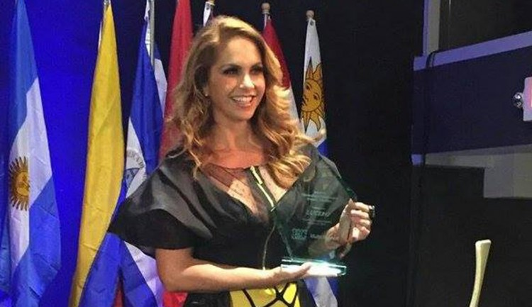 Lucero Hispanic Television Summit