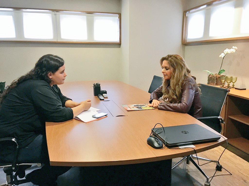 Lucero en entrevista Brasil
