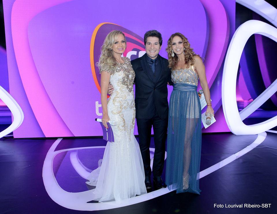 Lucero Teletón Brasil 2015
