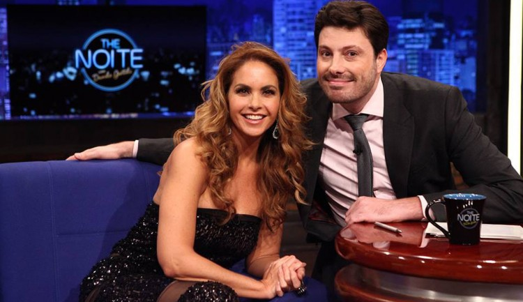 Lucero en The Noite