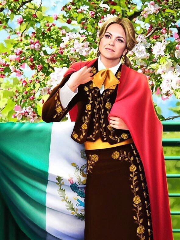 Lucero - Ilustración Ranchero