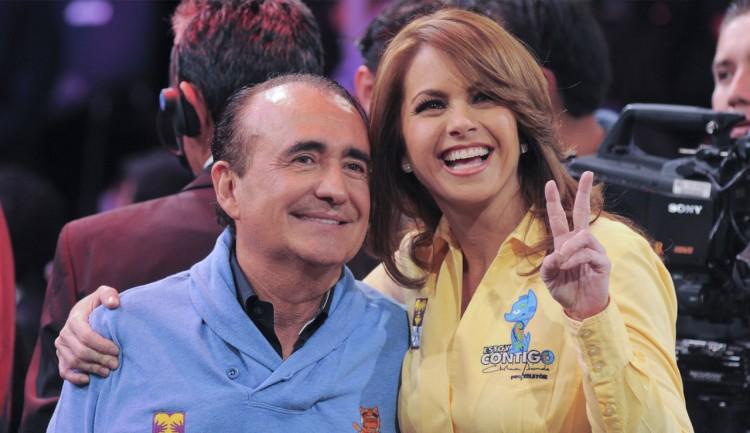 Lucero apoya Teleton Mexico