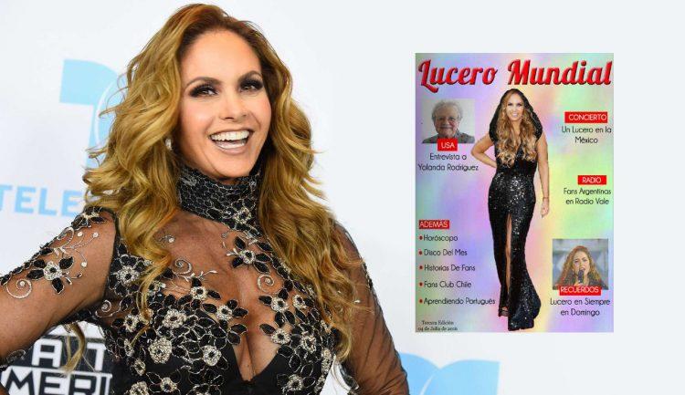 Lucero Revista Lucero Mundial