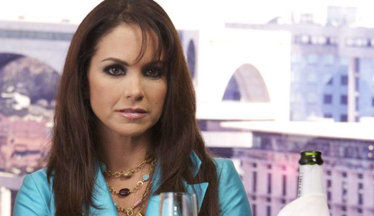 Lucero es Barbara Greco