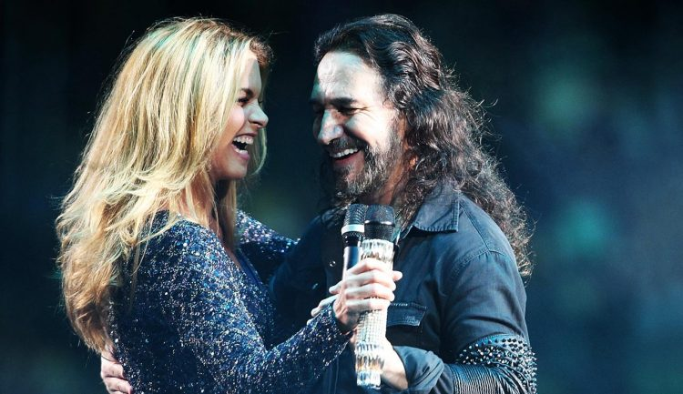 Lucero y Marco Antonio Solis La Pareja Ideal