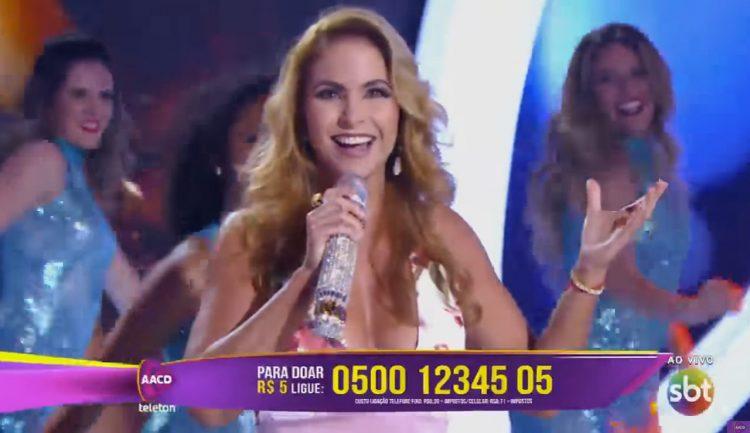 Lucero Teleton Brasil 2016