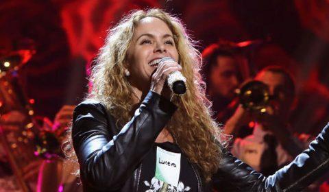 Lucero ensayos en Premios Lo Nuestro 2017