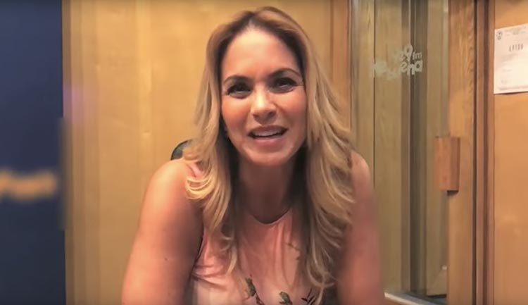 Lucero en Proyecto Mamás TV