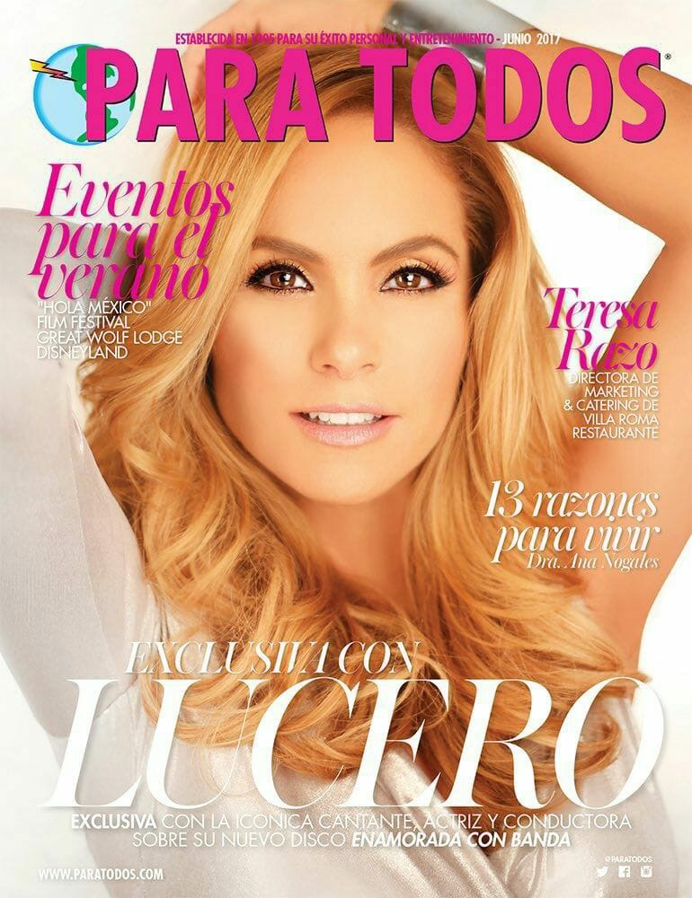 Lucero Revista Para Todos