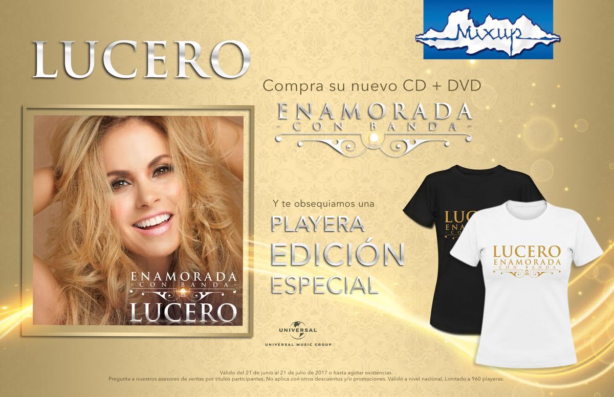 Lucero Playera en Mixup