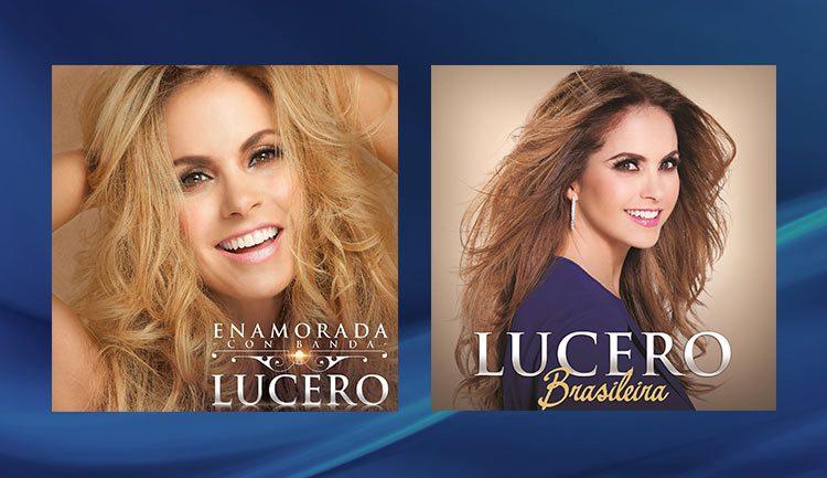 Lucero Enamorada con Banda y Brasileira en Mixup