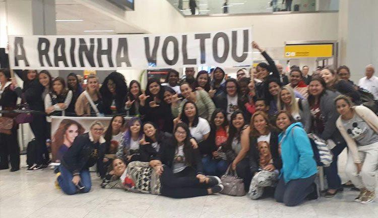 Lucero regresa a Brasil para ofrecer concierto en portugués