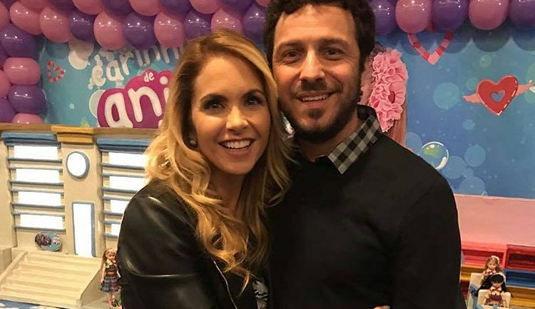 Lucero festeja su cumpleaños en Carinha de Anjo