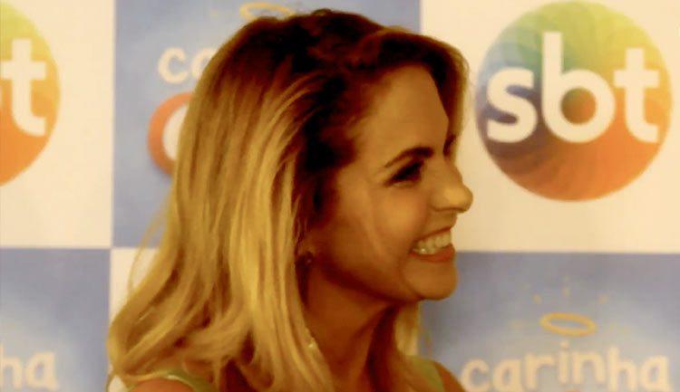 Lucero entrevista en Brasil
