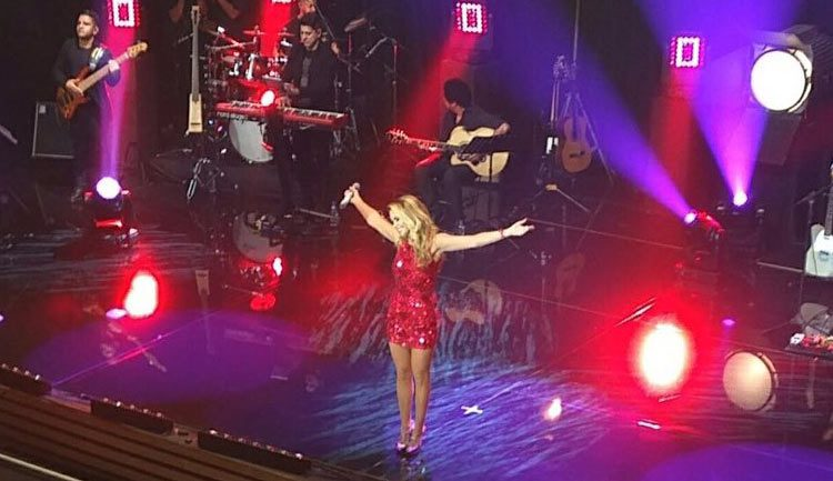 Lucero Latin Pop Brasil