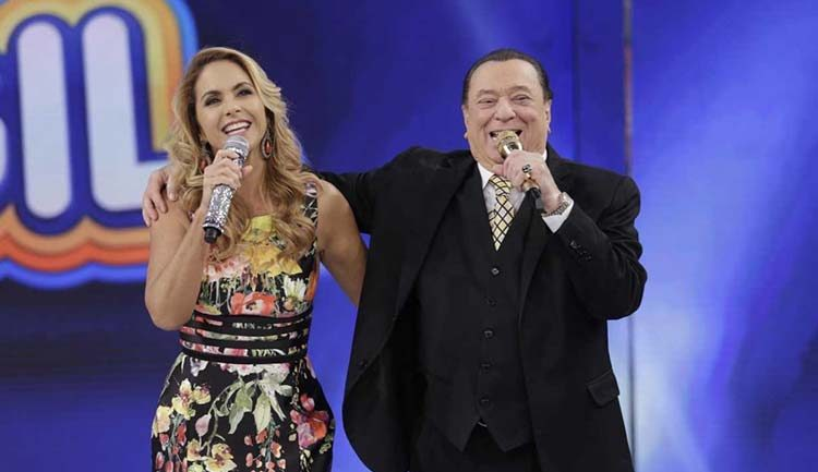 Lucero con Raúl Gil en Brasil