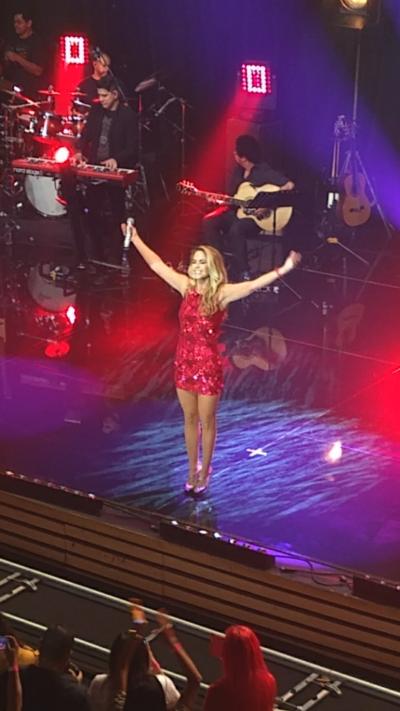 Lucero ao vivo no Brasil - LatinPop Brasil