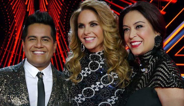 Lucero en La Voz México 2017