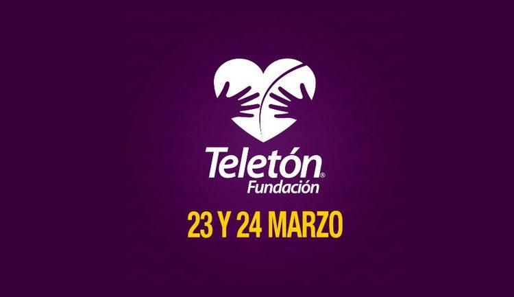 Teleton Mexico 2018 con Lucero