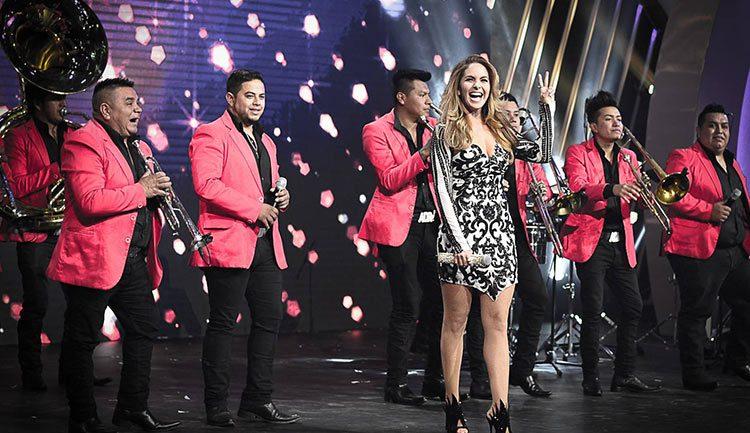Lucero en el Teleton Mexico 2018