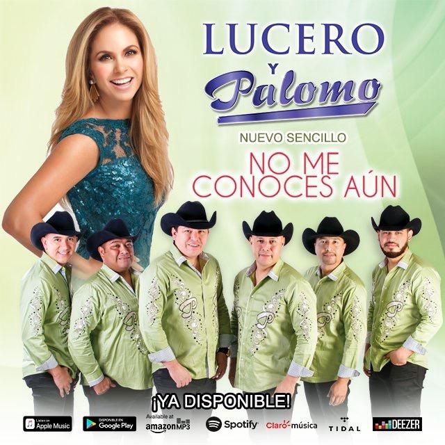 Lucero y Grupo Palomo
