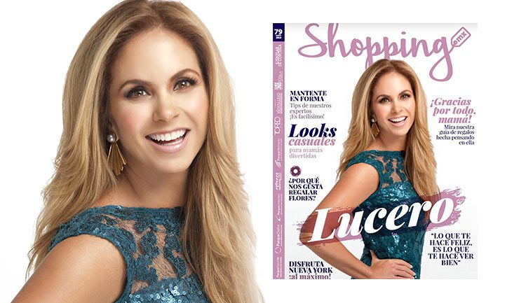 Lucero Revista Shopping