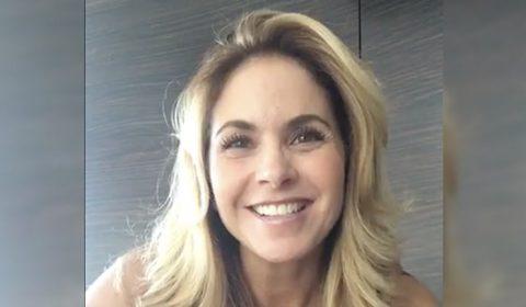 Lucero Facebook Live Caras Brasil