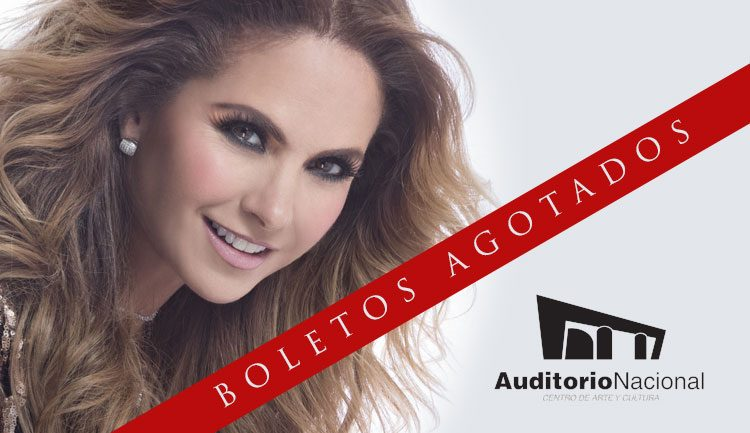 Lucero Sold Out Auditorio Nacional