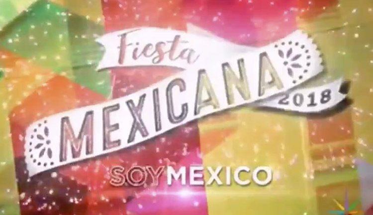 Lucero Fiesta Mexicana