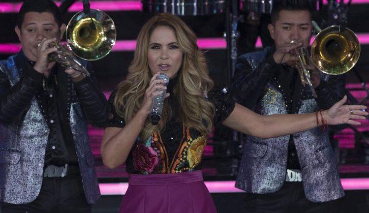 Lucero en Fiesta Mexicana 2018