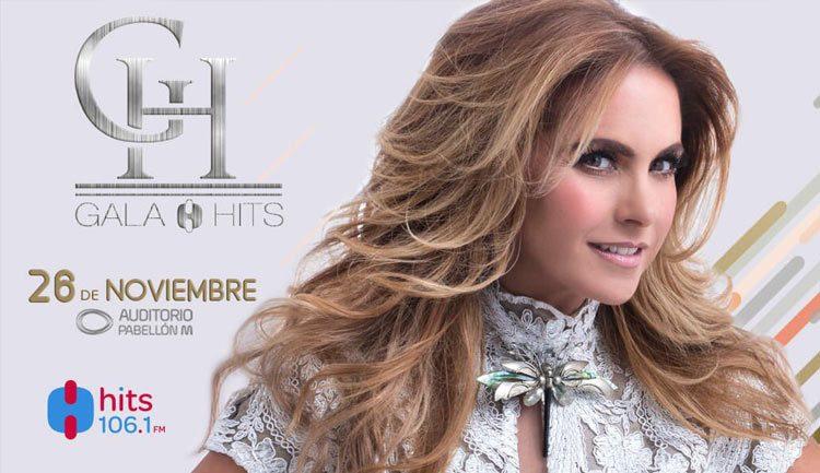Lucero cantará en Gala Hits