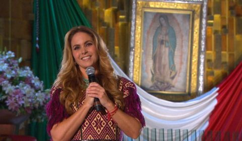 Lucero Mañanitas a la Virgen de Guadalupe