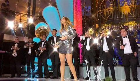 Lucero Año Nuevo Televisa 2019