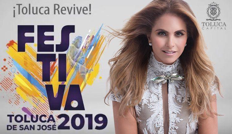 Lucero en Toluca 2019