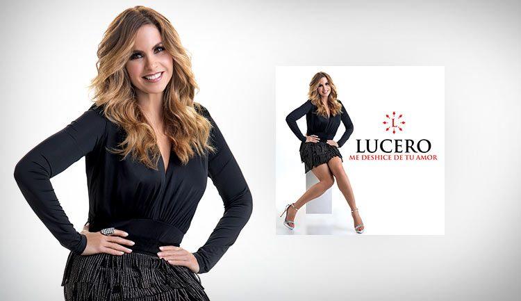 Lucero estrena Me Deshice de tu Amor