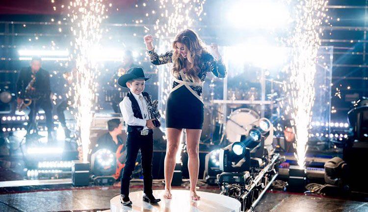 Lucero y Roberto ganaron La Voz Kids