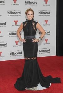 Lucero Alfombra Roja Premios Billboard 2016