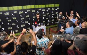 Lucero Press Conference Latin AMAs 2016