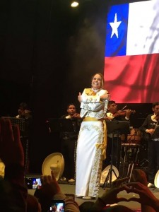 Lucero en vivo Chile