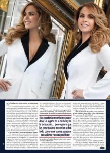 Lucero Revista Hola 2018
