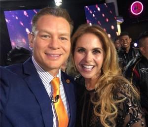 Lucero Al Aire Con Paola Rojas