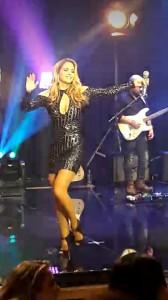 Lucero en vivo en Brasil
