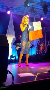Lucero en Chile