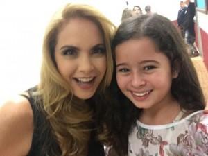 Lucero en Brasil Carinha de Anjo