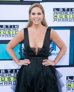 Lucero Purple Carpet Latin AMAs 2016