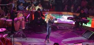 Lucero en FENAZA Zacatecas 2018