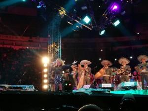 Lucero en el Festival Calavera