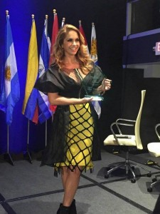 Lucero - Hispanic Television Summit Award